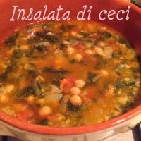 Insalata di ceci by Il Cucchiaio Verde