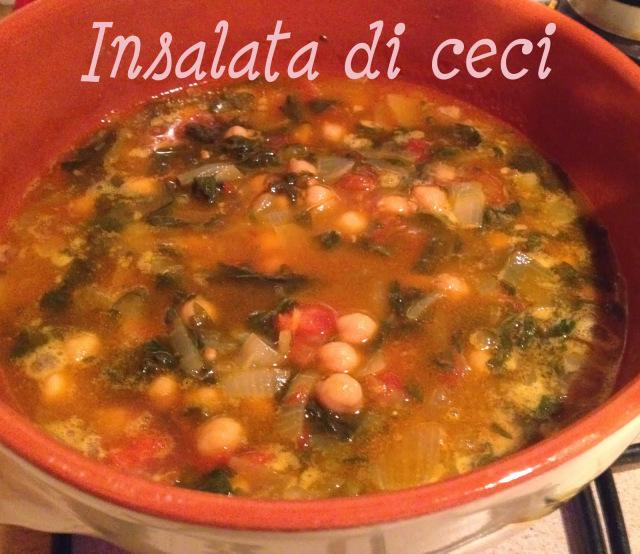 Insalata di ceci by Il CucchiaioVerde