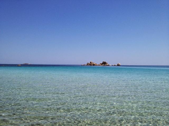 A trip to Corse – La mia spiaggia(Palombaggia)