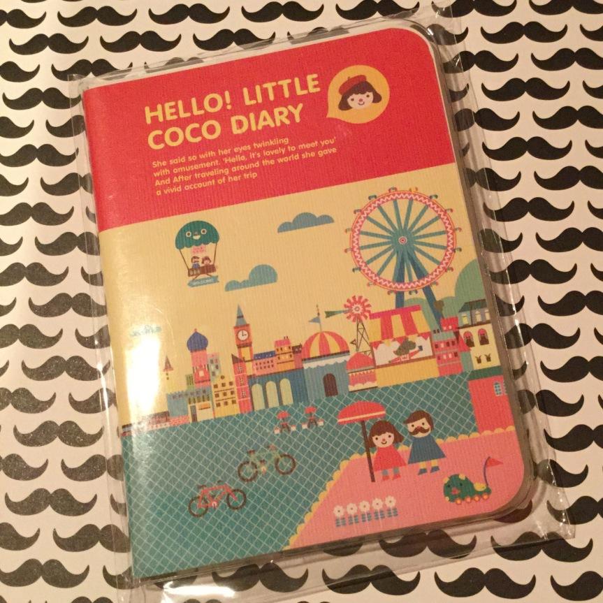 Haul piccolo piccolo: Hello! Little CocoDIARY