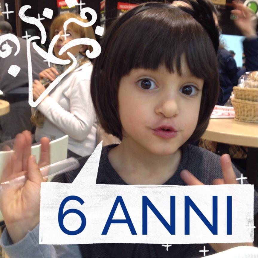 6 anni