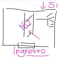 ♥Progetto casa♥: la scala interna