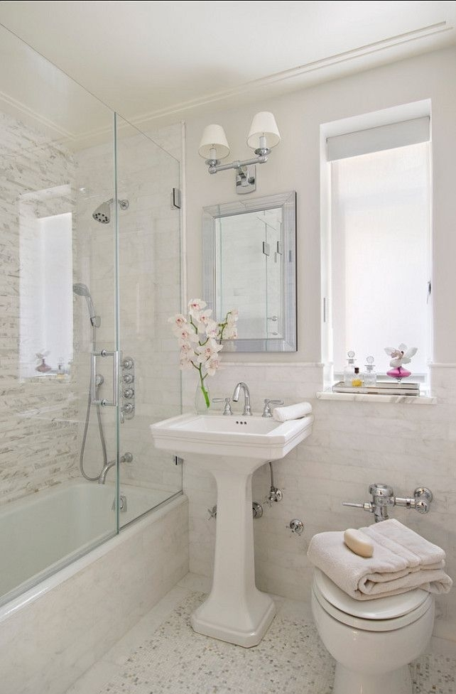 Little Bathrooms Cool Best 20+ Small Bathrooms Ideas On Pinterest | Small Master Inspiration Design