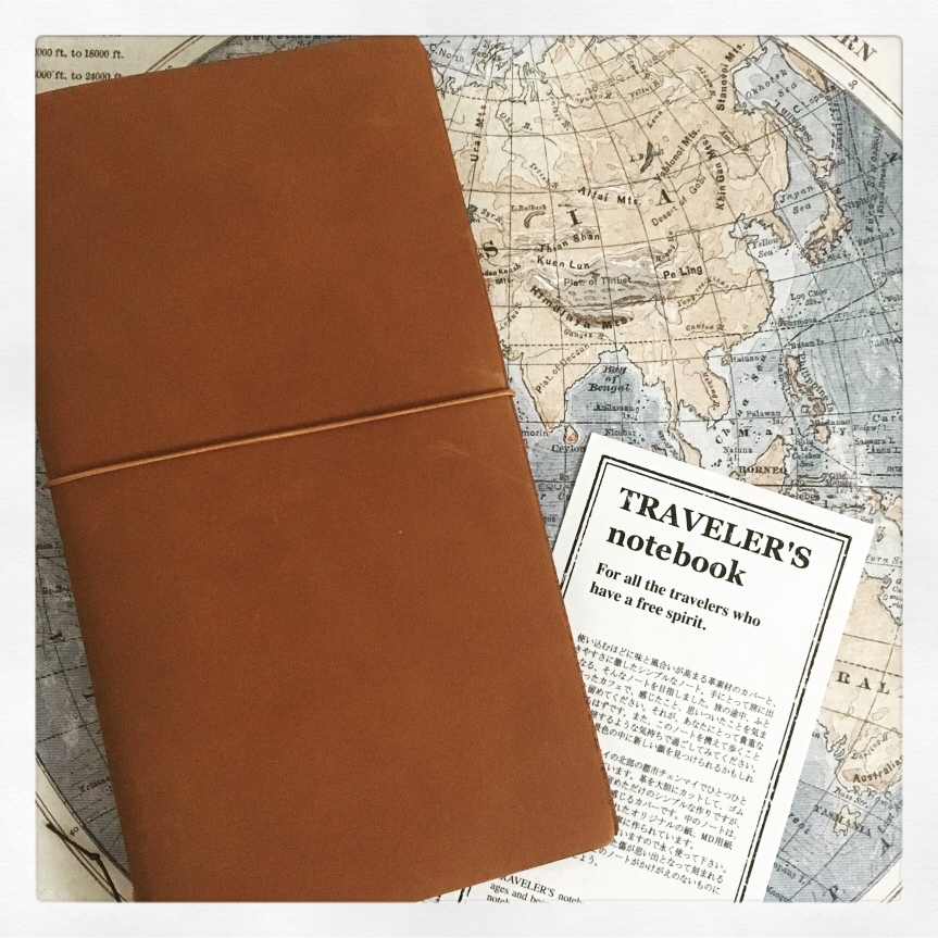 Travelers's Company: il mio notebook